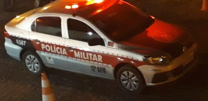 Resultado de imagem para viatura da polícia militar em diligência a noite na paraíba